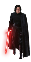 Star wars the last jedi Kylo Ren PNG by Metropolis-Hero1125