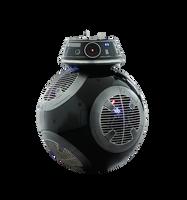 Star wars the last jedi BB-9E PNG by Metropolis-Hero1125