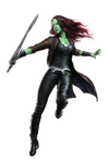 Avengers Infinity War Gamora PNG
