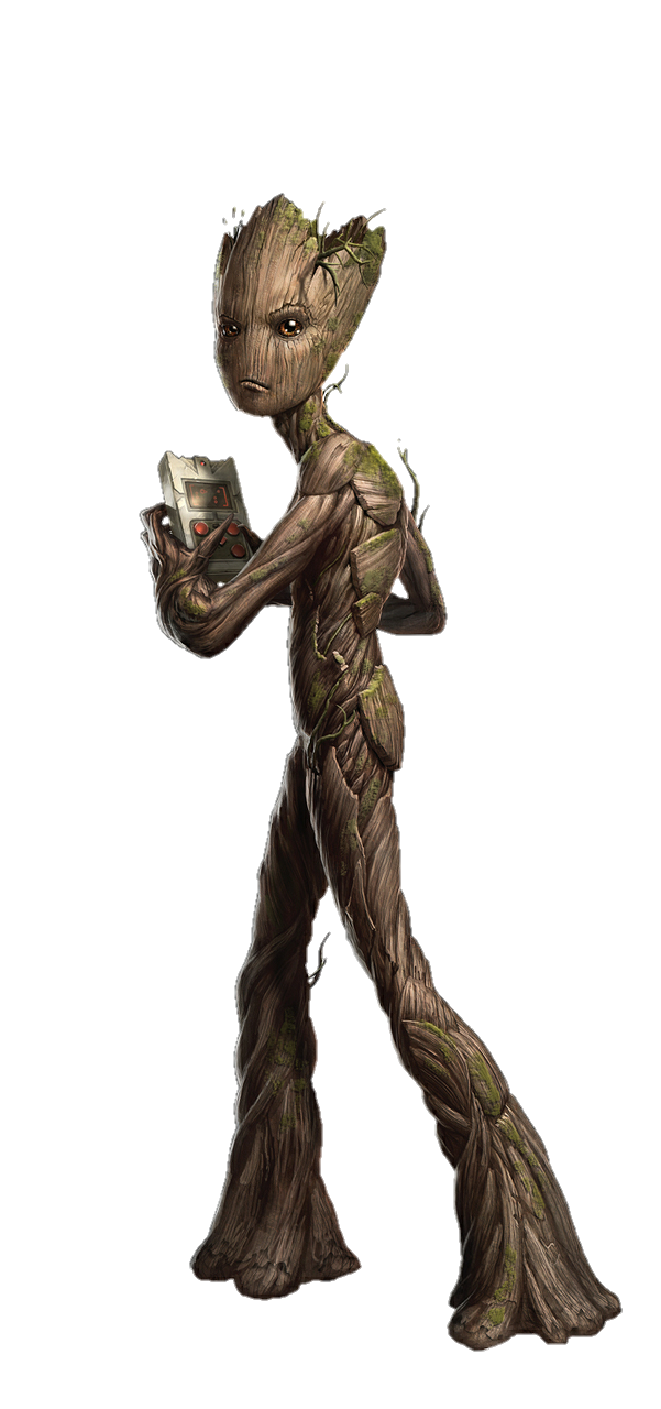 Avengers Infinity War Adolescent Groot Png By Metropolis