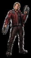 Avengers Infinity War Star Lord PNG by Metropolis-Hero1125