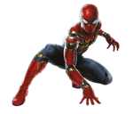 Avengers Infinity War Iron Spider PNG