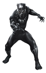 Black Panther T'challa PNG by Metropolis-Hero1125