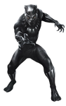 Black Panther T'challa PNG