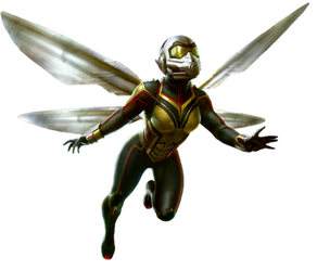 Antman and the Wasp Hope Van Dyne PNG