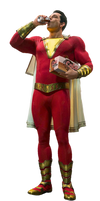 Shazam! Captain Marvel PNG