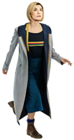 Doctor who 13th doctor PNG