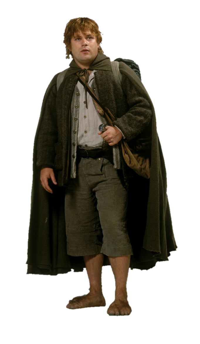 Lord Of The Rings Samwise Gamgee Png By Metropolis Hero1125 On Deviantart