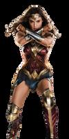 Justice League Wonder Woman DCEU PNG by Metropolis-Hero1125