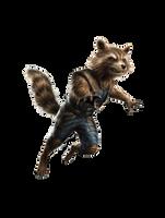 Avengers Endgame Rocket Raccoon PNG by Metropolis-Hero1125