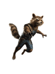 Avengers Endgame Rocket Raccoon PNG