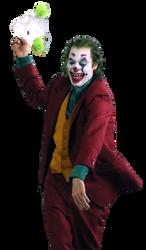 Joker Arthur Fleck Clown PNG