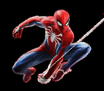 Spider-Man PS4 PNG by Metropolis-Hero1125