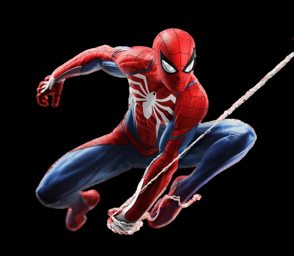 Spider-Man PS4 PNG by Metropolis-Hero1125 on DeviantArt