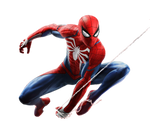 Spider-Man PS4 PNG