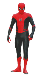 Spider-Man  Far from Home shield suit ? PNG