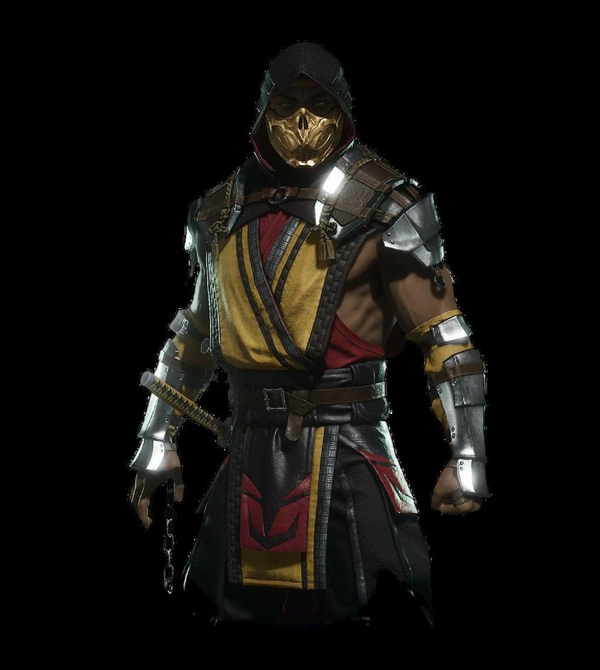 Mortal Kombat 11 Scorpion Png By Metropolis Hero1125 On Deviantart