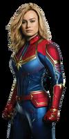 Captain Marvel Carol Danvers PNG