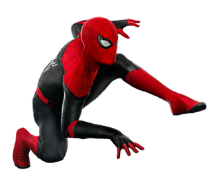 Spider-Man Far From Home Spider-Man PNG by Metropolis-Hero1125