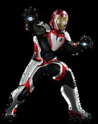 Avengers Endgame Iron Man PNG by Metropolis-Hero1125