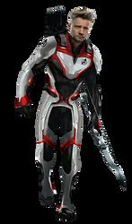 Avengers Endgame Hawkeye PNG