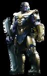 Avengers Endgame Thanos PNG