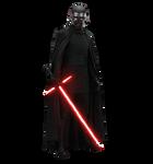 Star wars Rise of Skywalker Kylo Ren PNG