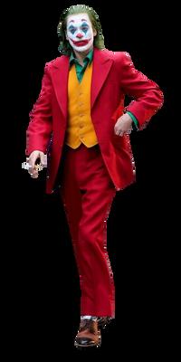 Joker Arthur Fleck PNG