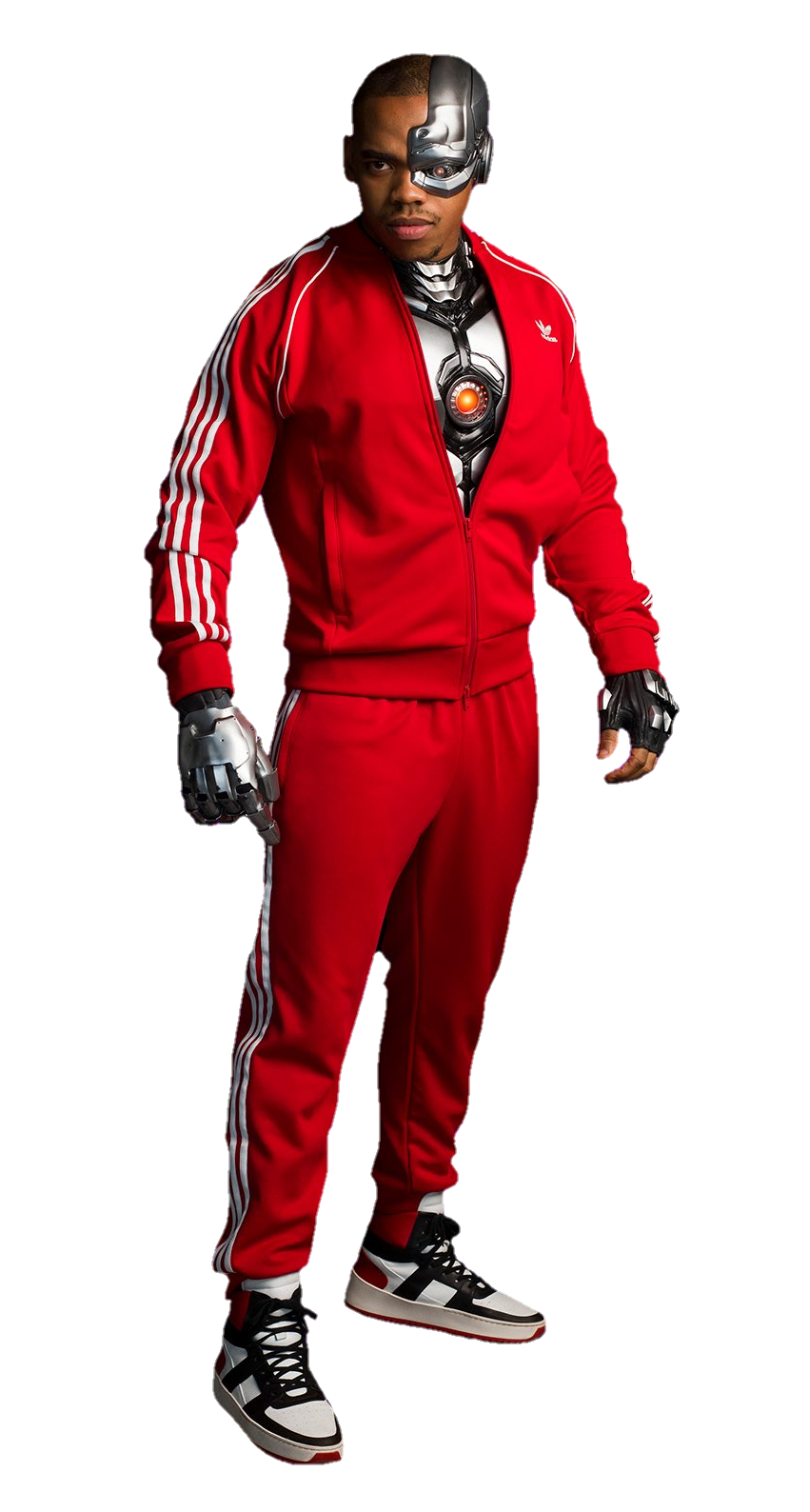 Doom Patrol Victor Stone Cyborg Png By Metropolis Hero1125 On