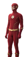 The Flash Crisis On Infinite Earths PNG