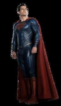 Justice League Snyder Cut Superman PNG
