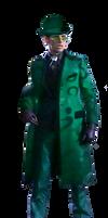 Gotham Edward Nygma The Riddler PNG