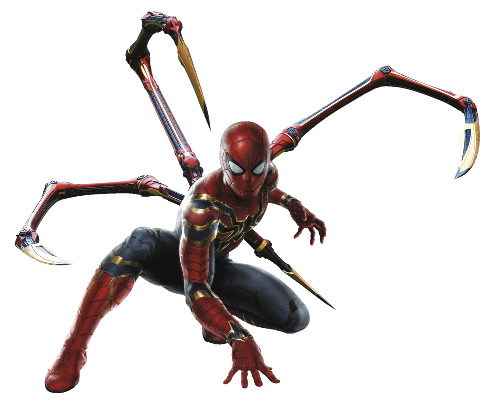 Avengers Endgame Iron Spider Png By Metropolis Hero1125 On Deviantart To view the full png size resolution click on any of the below image thumbnail. avengers endgame iron spider png by
