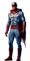 Titans Season 2 Hank Hall Hawk PNG