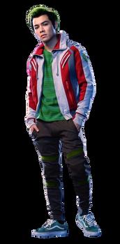 Titans Season 2 Beast Boy Gar Logan PNG