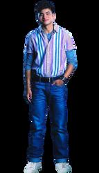 Titans Season 2 Jericho Wilson PNG