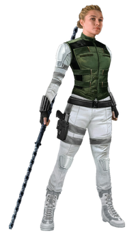 Black Widow Yelena Belova PNG