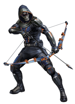 Black Widow Taskmaster PNG