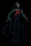 Snyder Cut Martian Manhunter PNG