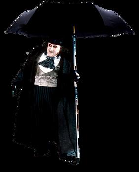 Batman Returns Penguin PNG