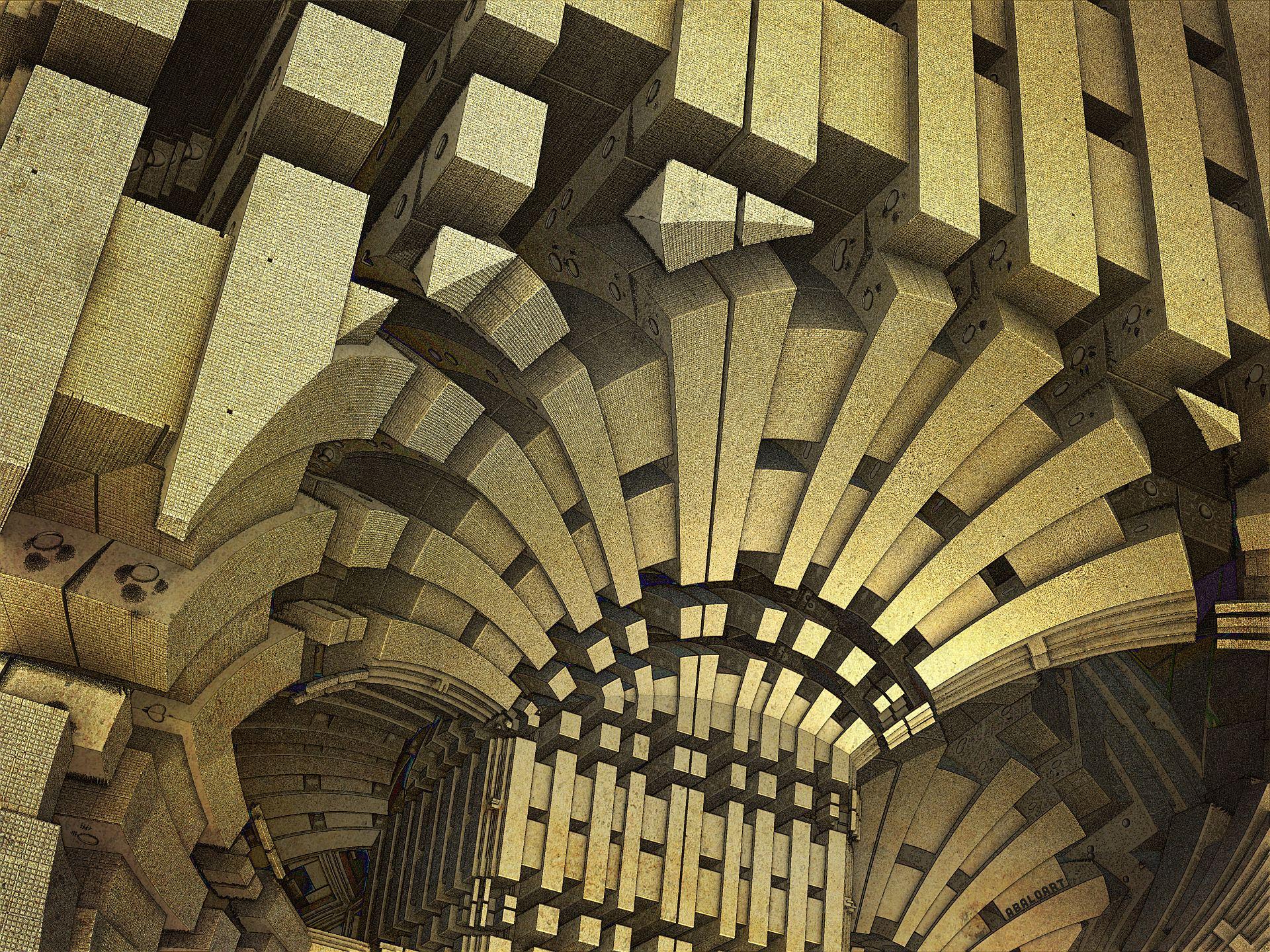 Portico by batjorge