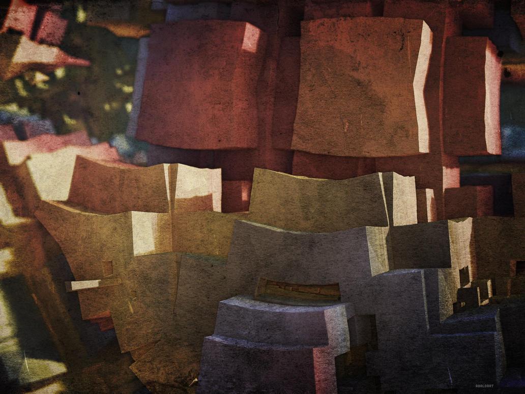 Fractal Canvas by batjorge