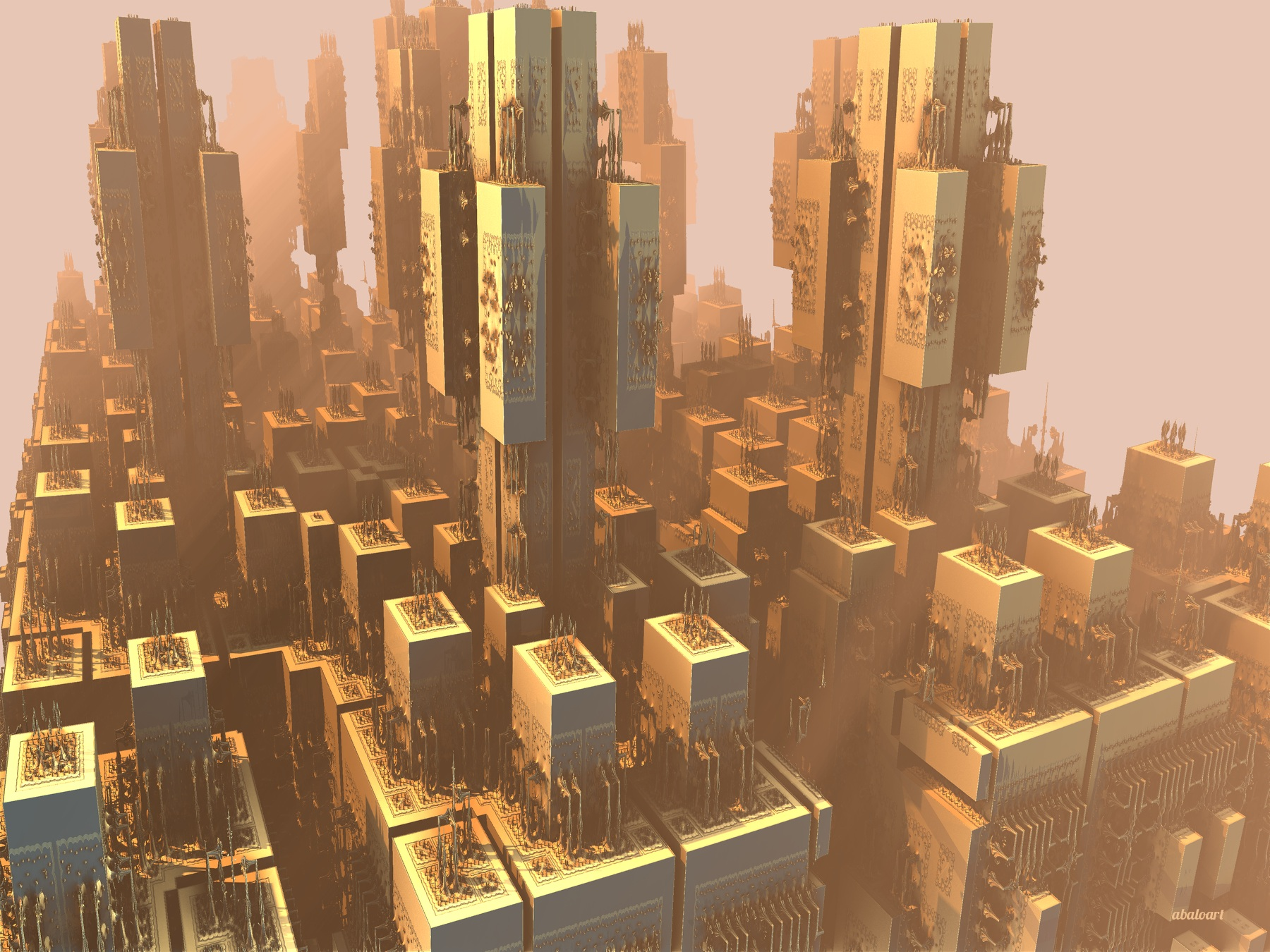 Corporate City by batjorge