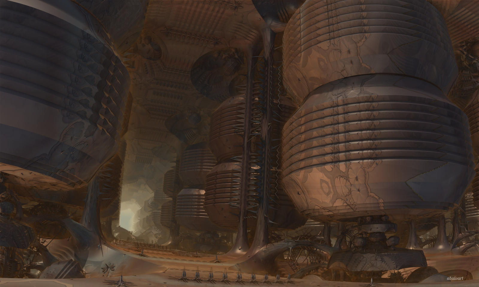 Power Plant by batjorge