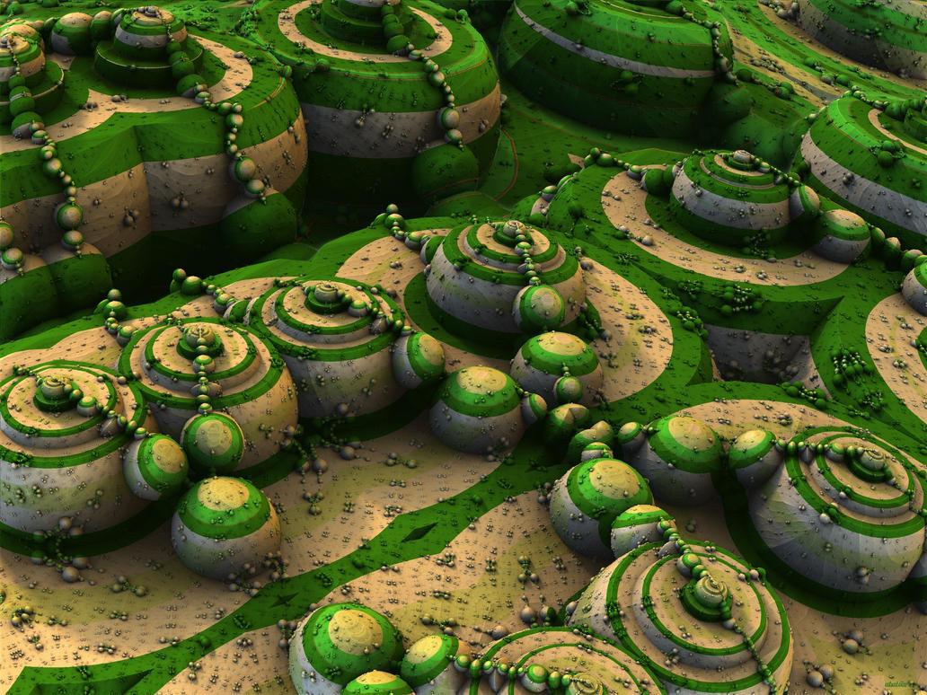 Conceptual Garden by batjorge