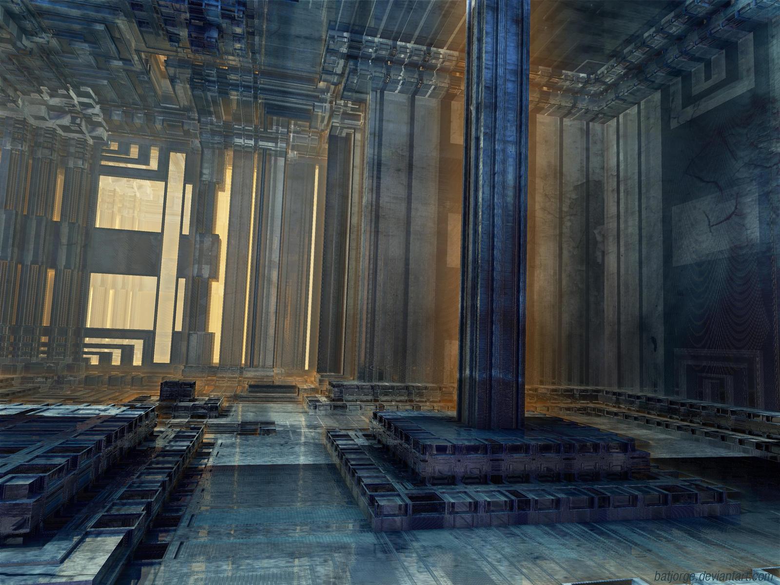 Futura lobby by batjorge