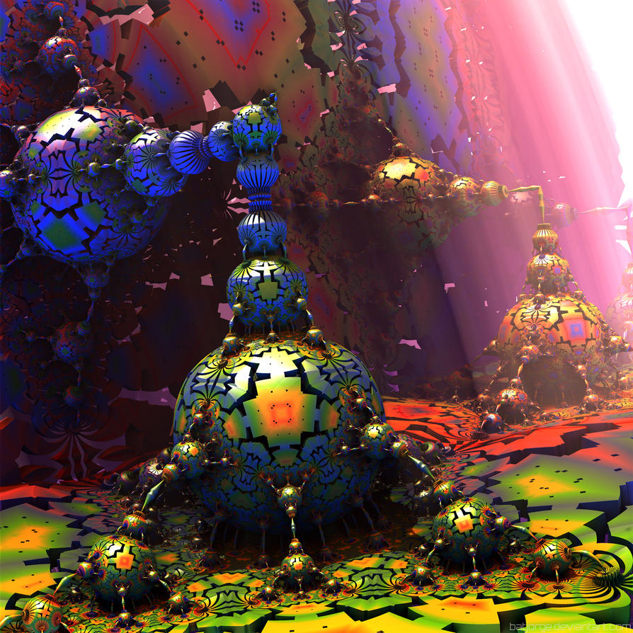 Spectrum Bulbs by batjorge
