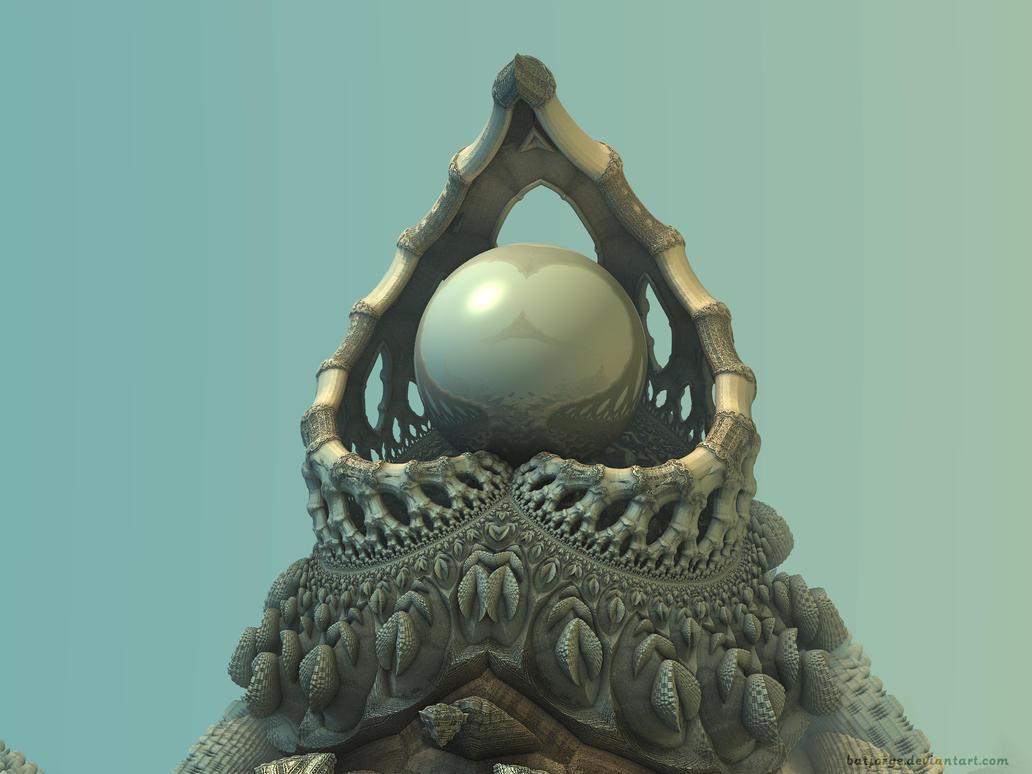 Sphere Cult - Pong 591 by batjorge