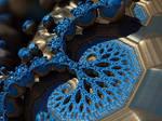 Blue Autumn -pong 789