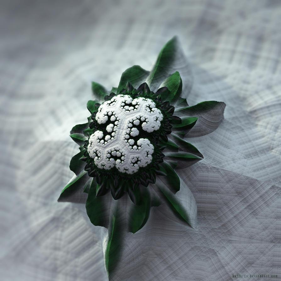 Iced Mint by batjorge